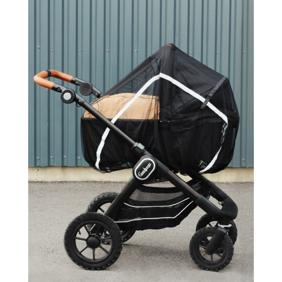 Mosquito Net Single Stroller/Carrycot