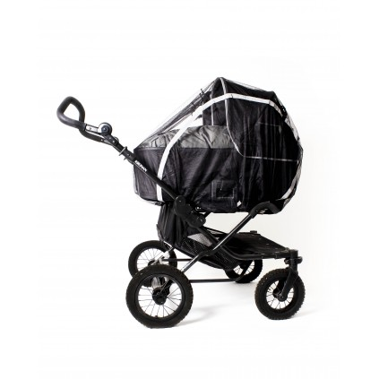 Mosquito net for twin stroller