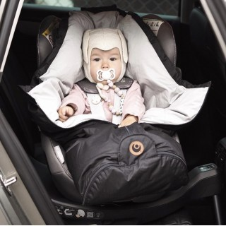 car seat foot muff
